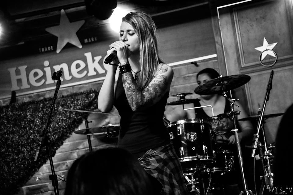 Johaine – Uma antítese no rock Curitibano