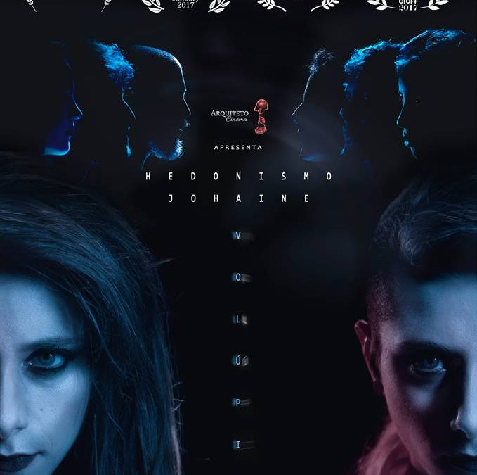 "O clipe ""Volúpia"" da bandaJohaineconcorreu o festival internacional ""Feel The Reel"""